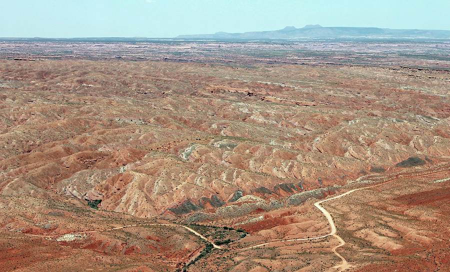 Bears Ears in the Distance by Jonathan Thompson