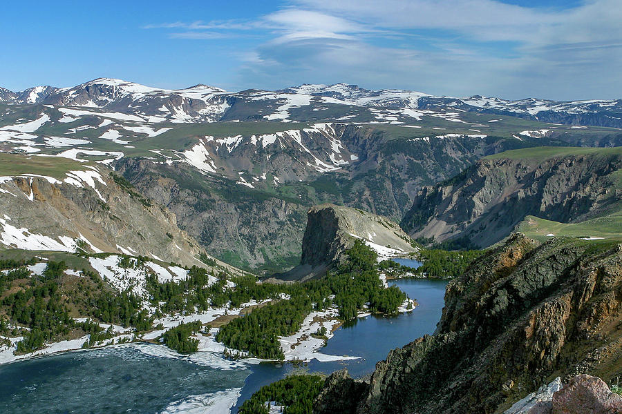 Beartooth Pass by Ronnie and Frances Howard