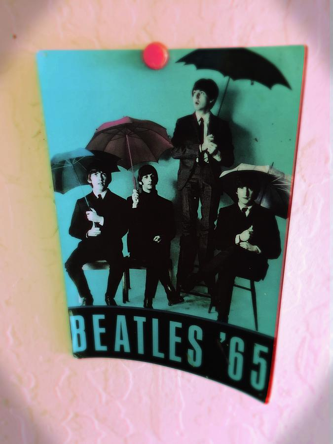 Beatles '65 by Anne Thurston