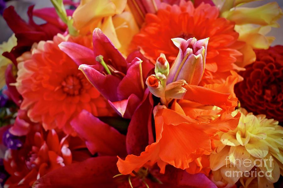 Beautiful Bouquets Photograph