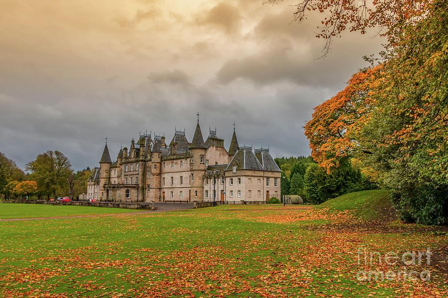 Beautiful Callendar House Photograph