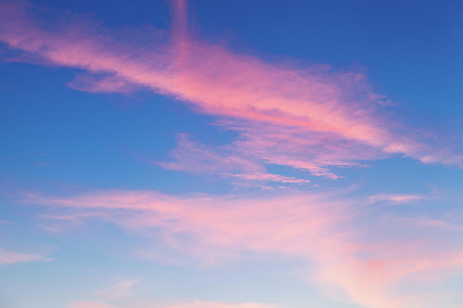 Beautiful Colorful Sunset Photograph by Maodesign