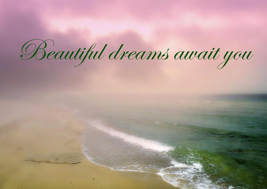 Beautiful Dreams Await You In Dreamland by Johanna Hurmerinta