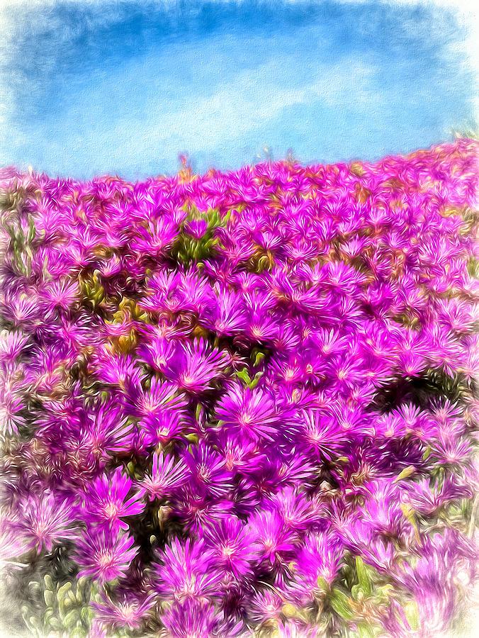 Beautiful Flowers by Will Moneymaker