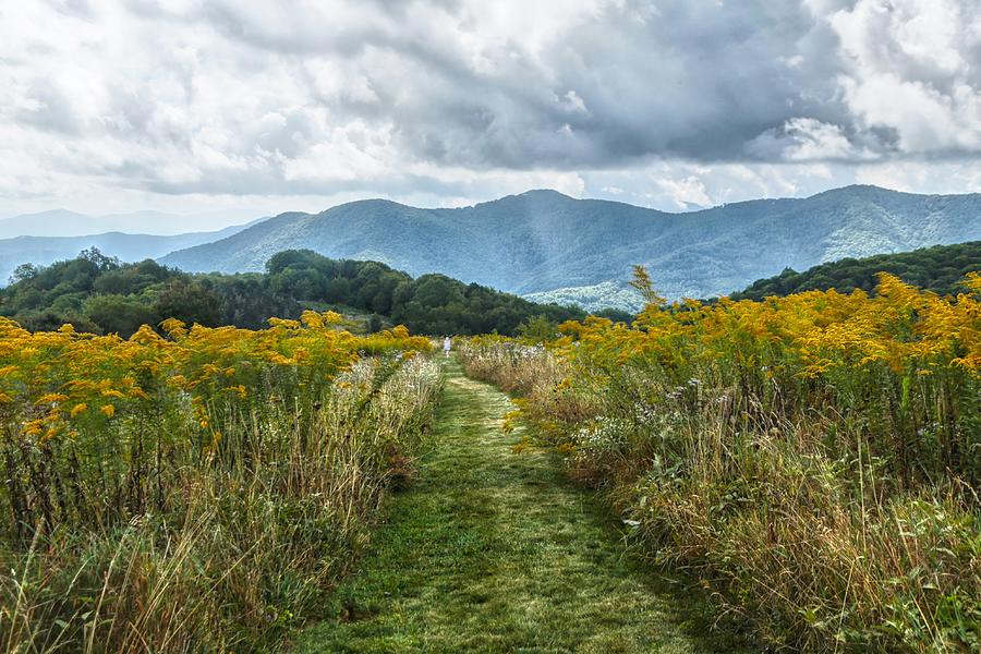 Beautiful Hiking Photograph by Dennis Baswell