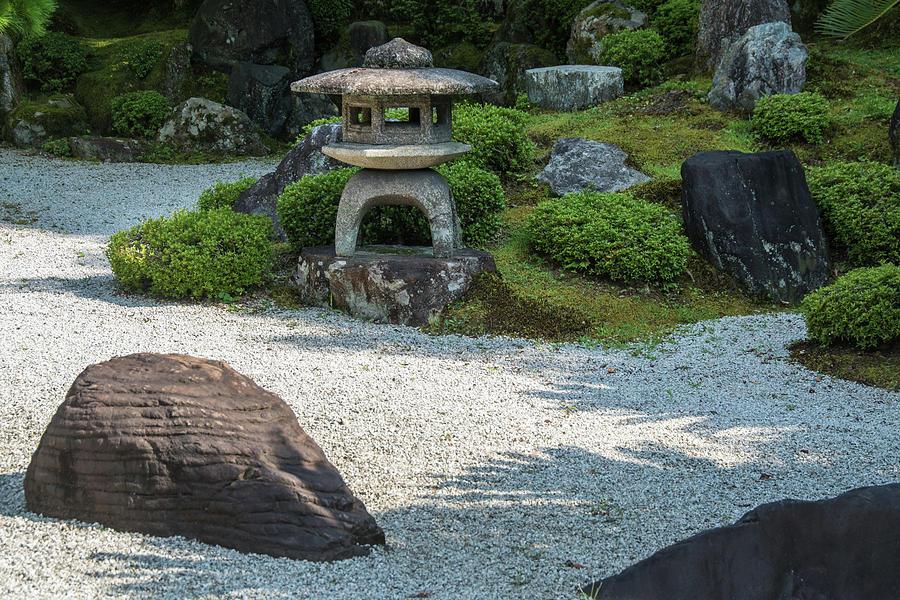 Beau Beautiful Japanese Stone Garden