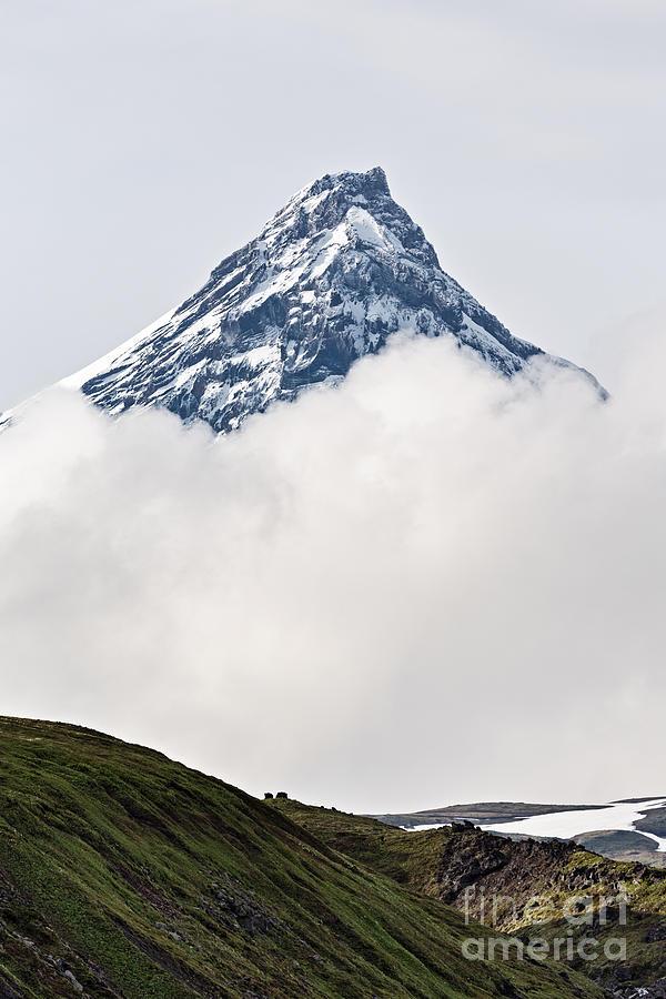 Ecosystem Photograph - Beautiful Mountain Landscape Of by Alexander Piragis