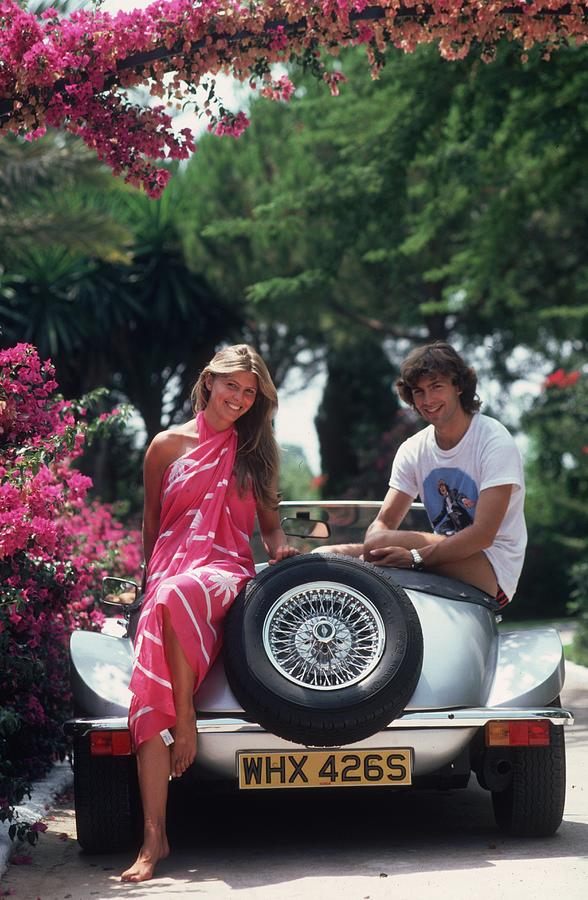 Beautiful People Photograph by Slim Aarons