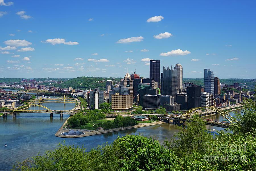 Beautiful Pittsburgh by Rachel Cohen