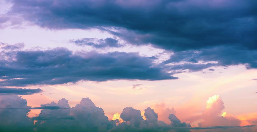 Beautiful Sunset, Sky Photograph by 200mm