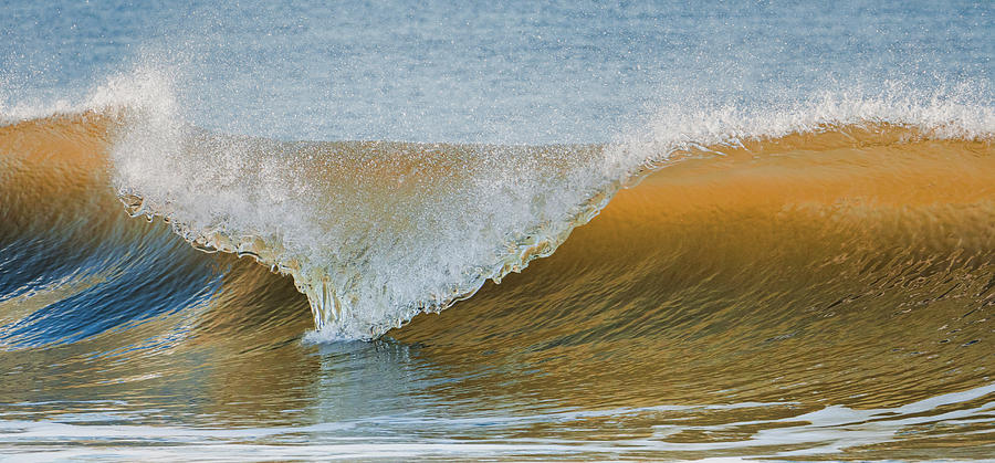 Beautiful Surf by David Kay