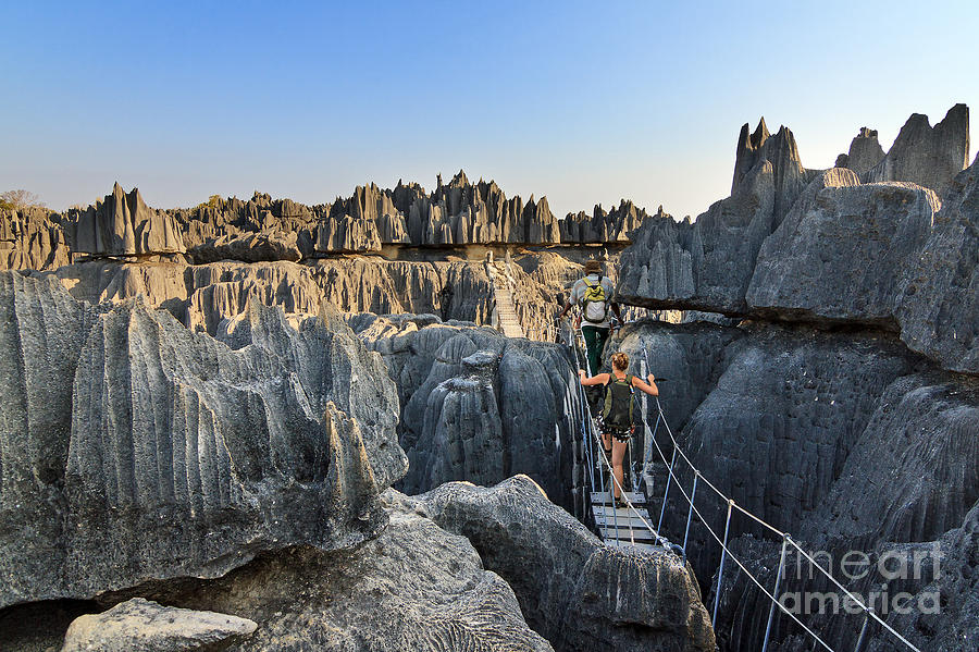 De Photograph - Beautiful Tourist On An Excursion In by Dennis Van De Water