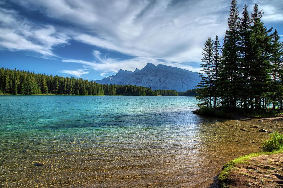 Beautiful Two Jake Lake by Andy Konieczny