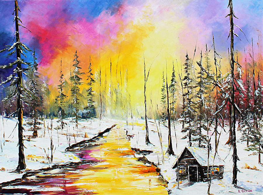 Beautiful Winter by Kevin Brown