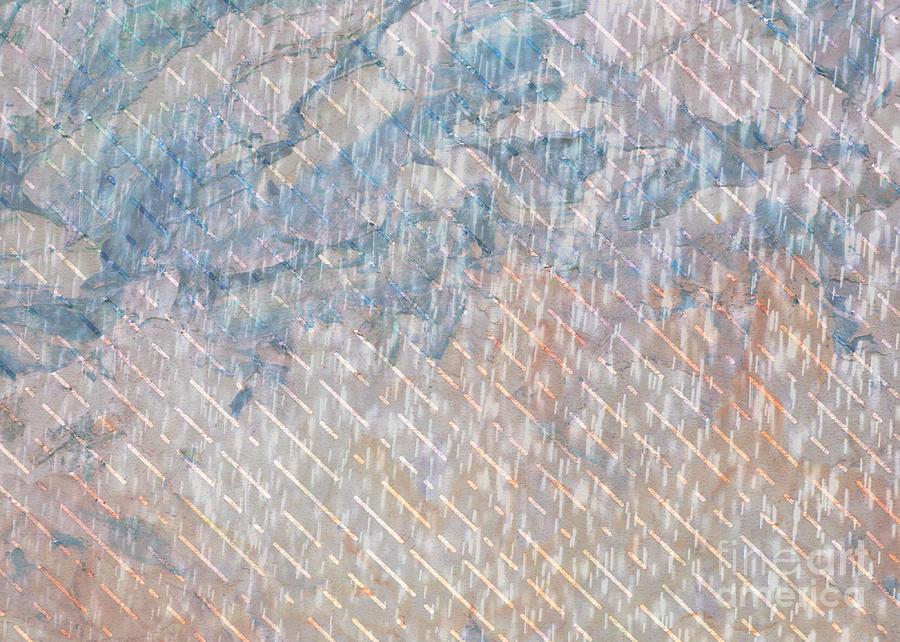 Beauty In The Rain Digital Art