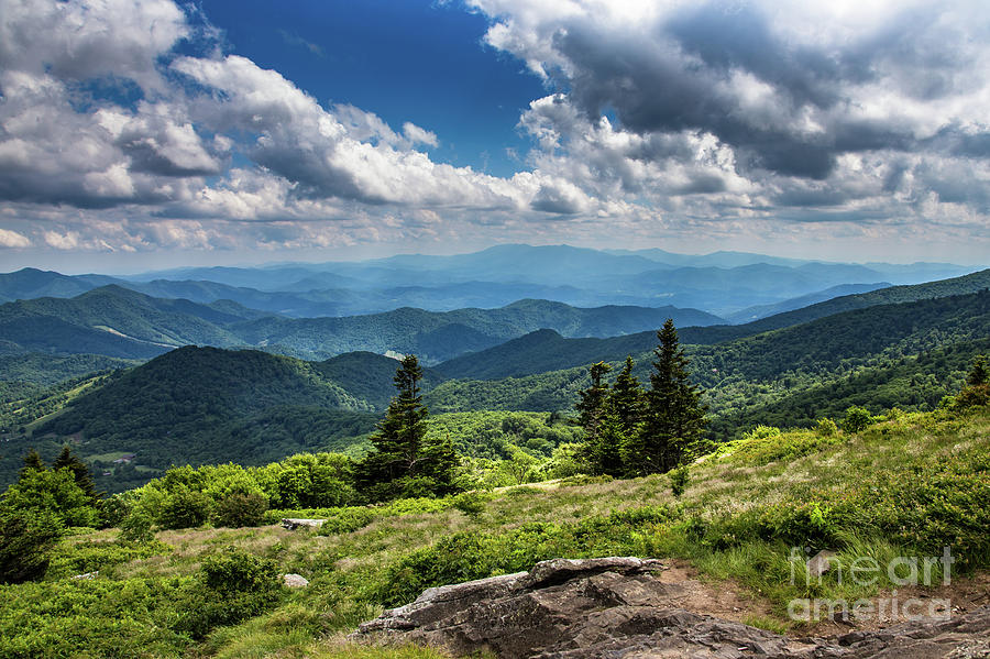 Beauty in the TN NC Highlands by Lisa Lemmons-Powers