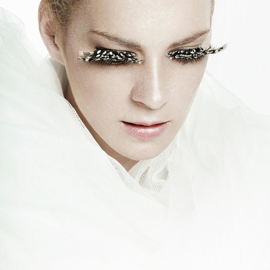 Beauty Portrait Photograph by Anneleven