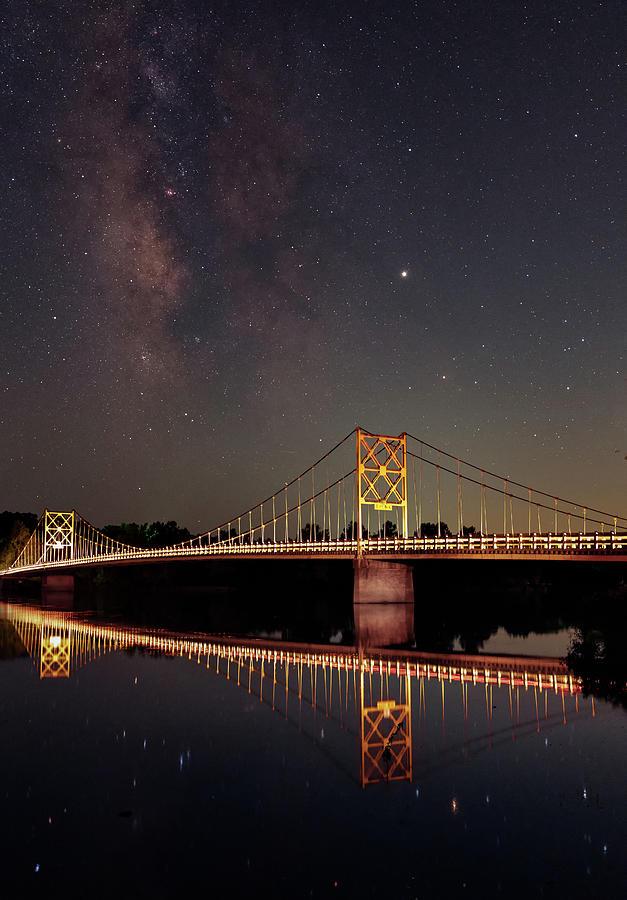 Beaver Bridge by Hal Mitzenmacher