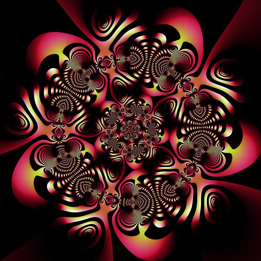 Abstract Digital Art - Becalmness by Andrew Kotlinski