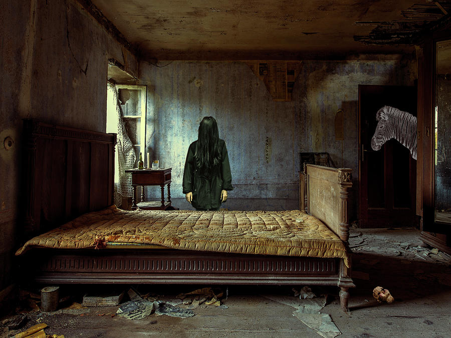 Bedroom by Chuck Mountain