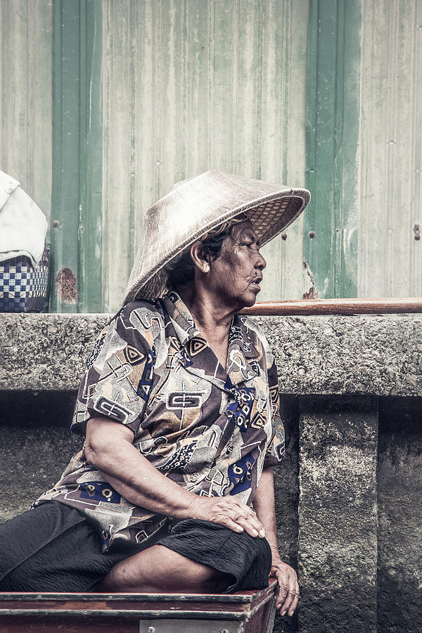 Travel Photograph - Been Fashion by Felipe Queriquelli