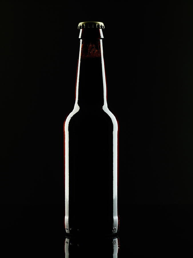 Beer Bottle Photograph by Ultramarinfoto