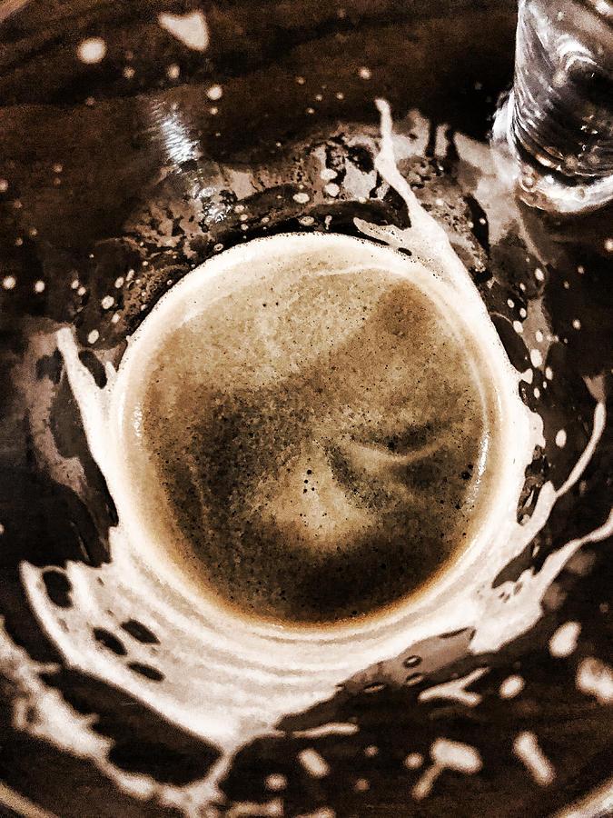 Beer Bottom 01 by Sharon Popek