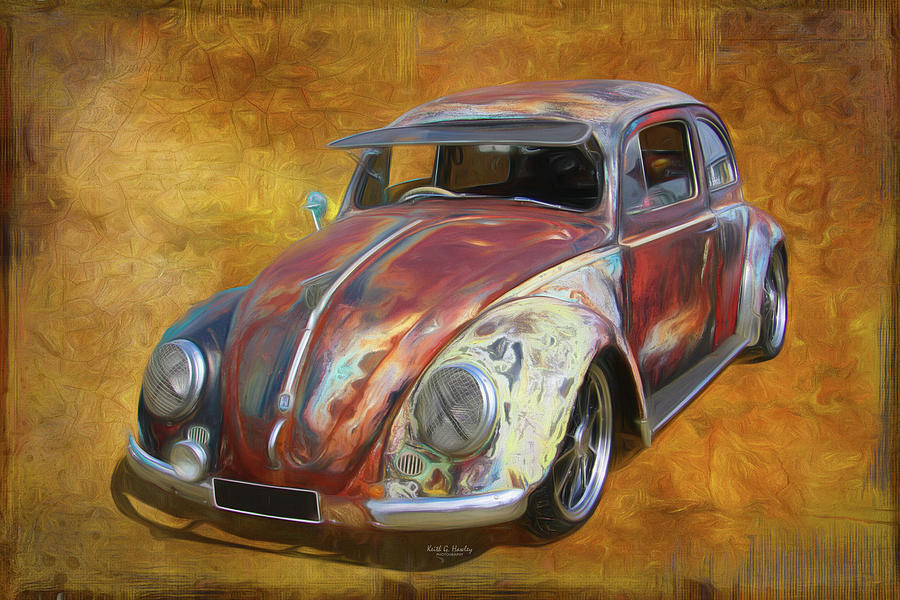 Beetle Bug by Keith Hawley