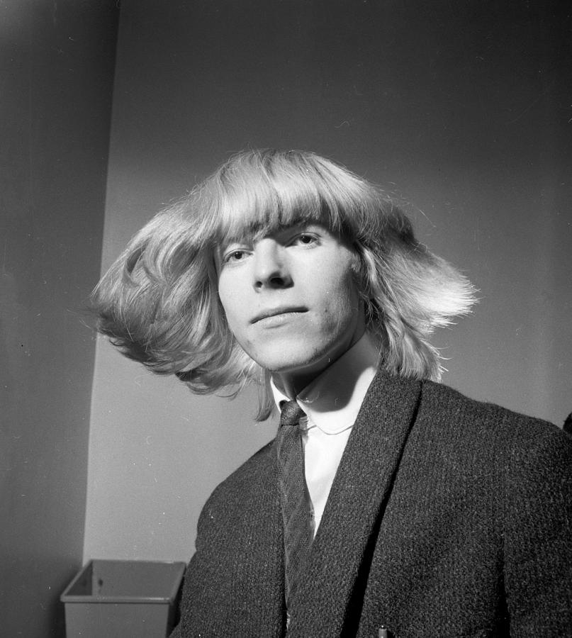 Before Bowie Photograph by Potter