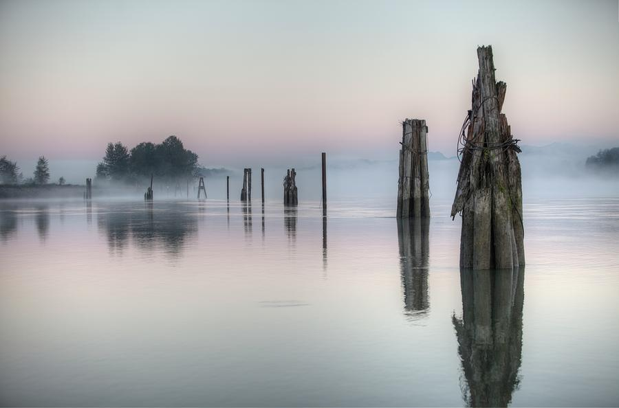 Before The Sun Came Up Photograph by Photo By Steve Leach