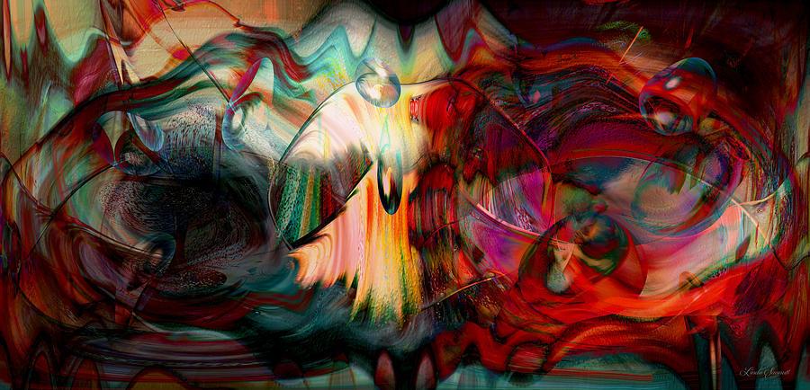 Behind Our Bubble by Linda Sannuti
