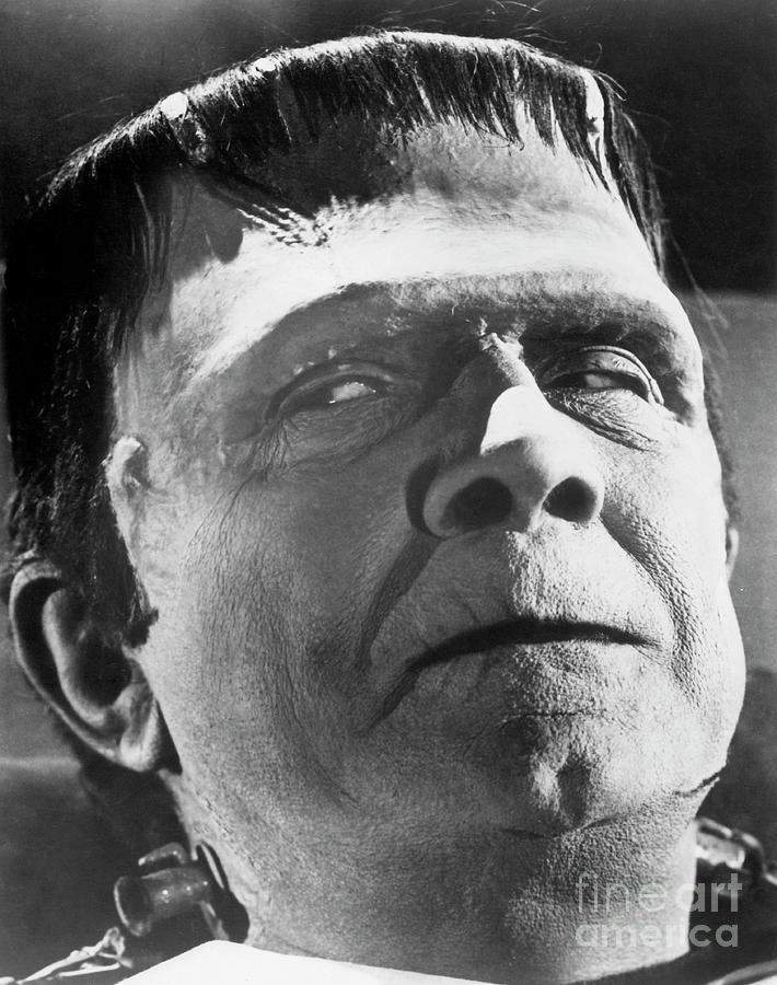 Bela Lugosi As Frankensteins Monster Photograph by Bettmann