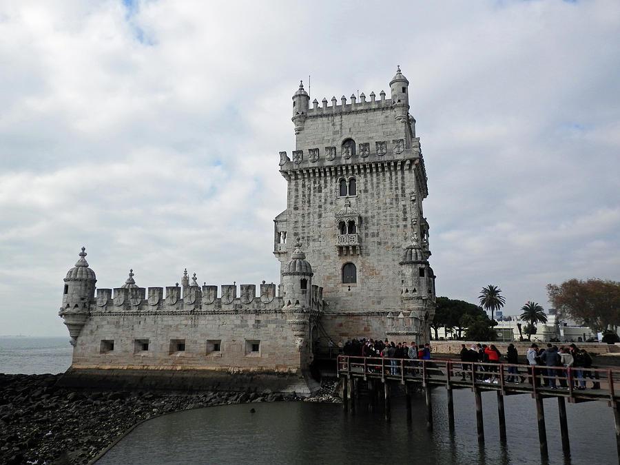 Belem Tower, Belem, Portugal by Pema Hou