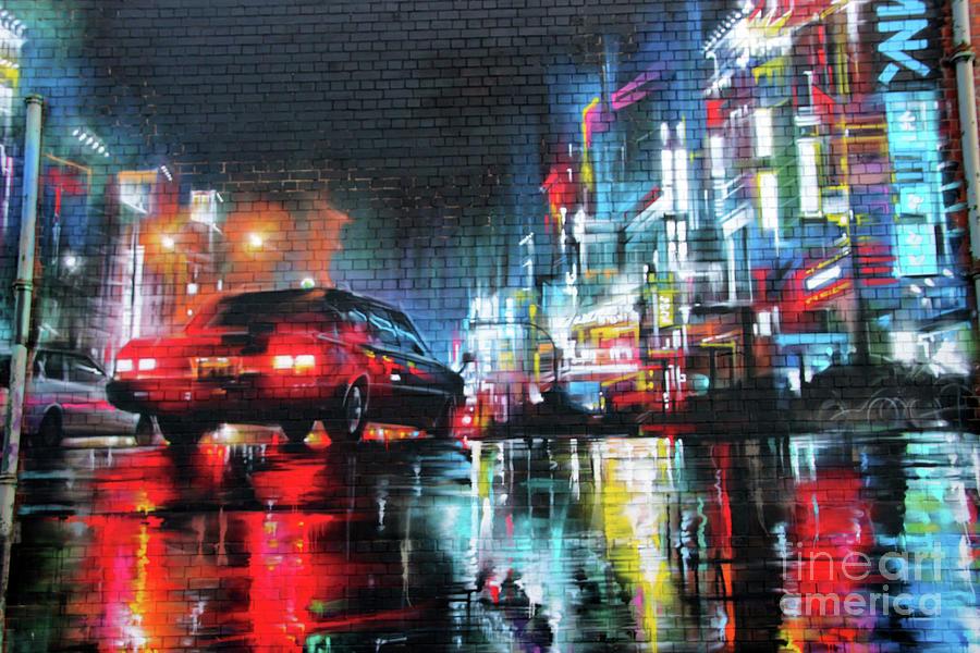 Belfast - Blurry Eyed by Dan Kitchener