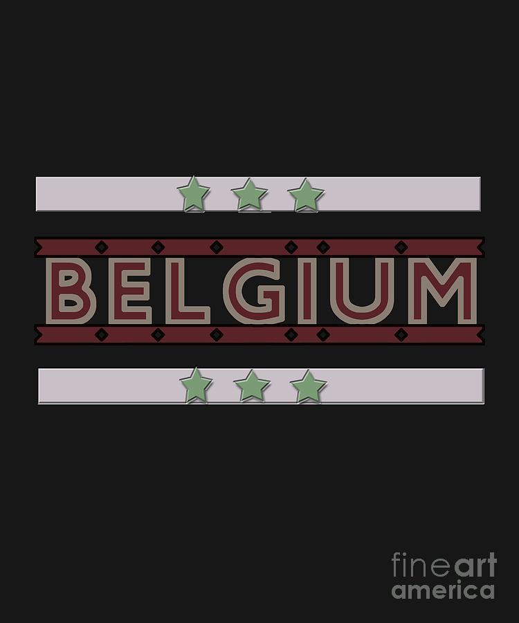 Belgium by Valerie Garner