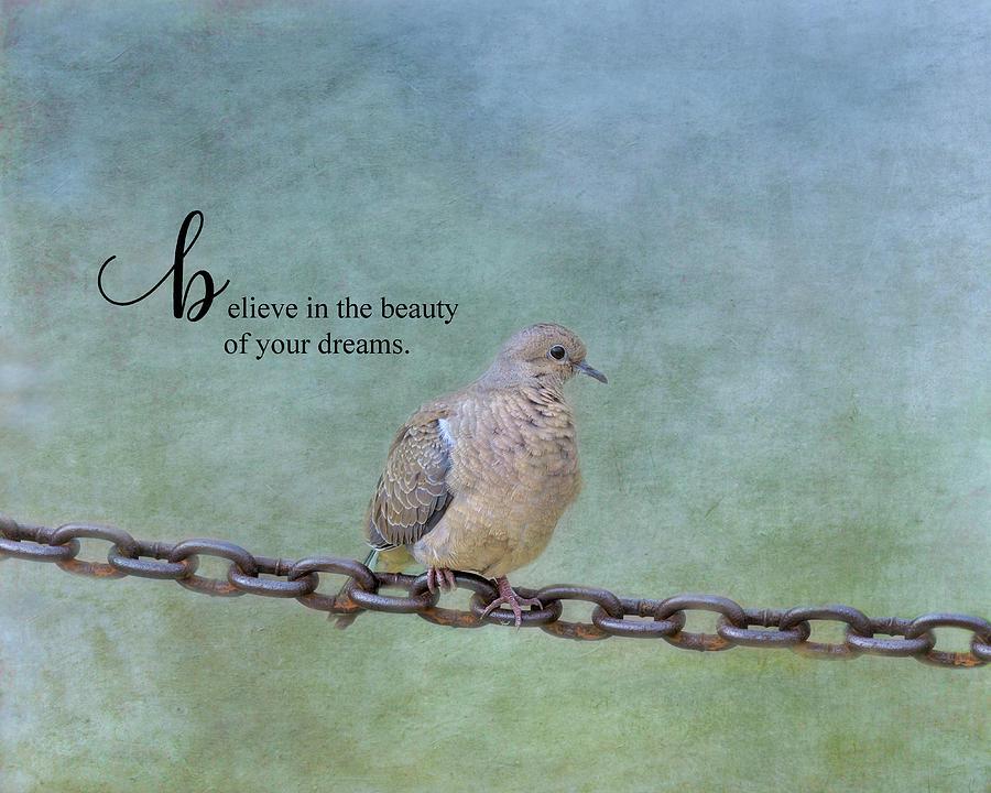 Believe in the Beauty by Kim Hojnacki