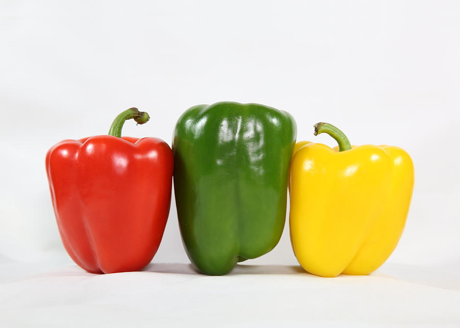 Bell Pepper Support Group by Debi Dalio