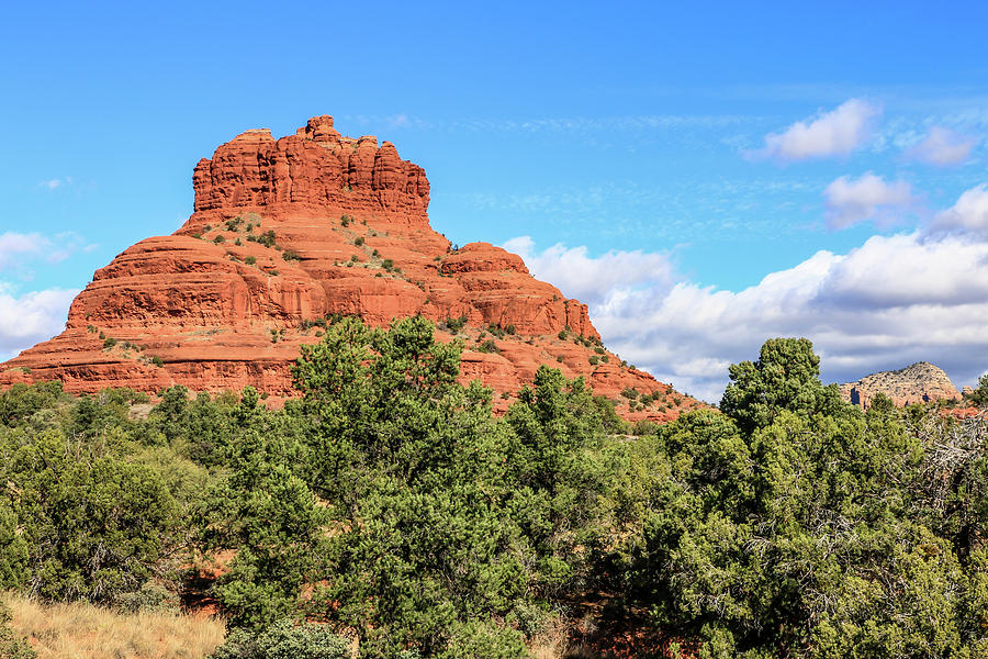 Bell Rock, Sedona by Dawn Richards