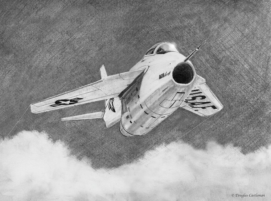 Bell X-5 by Douglas Castleman