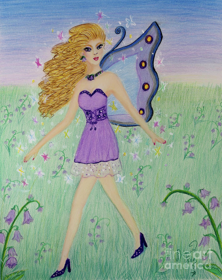 Belle Fairy by Dorothy Lee