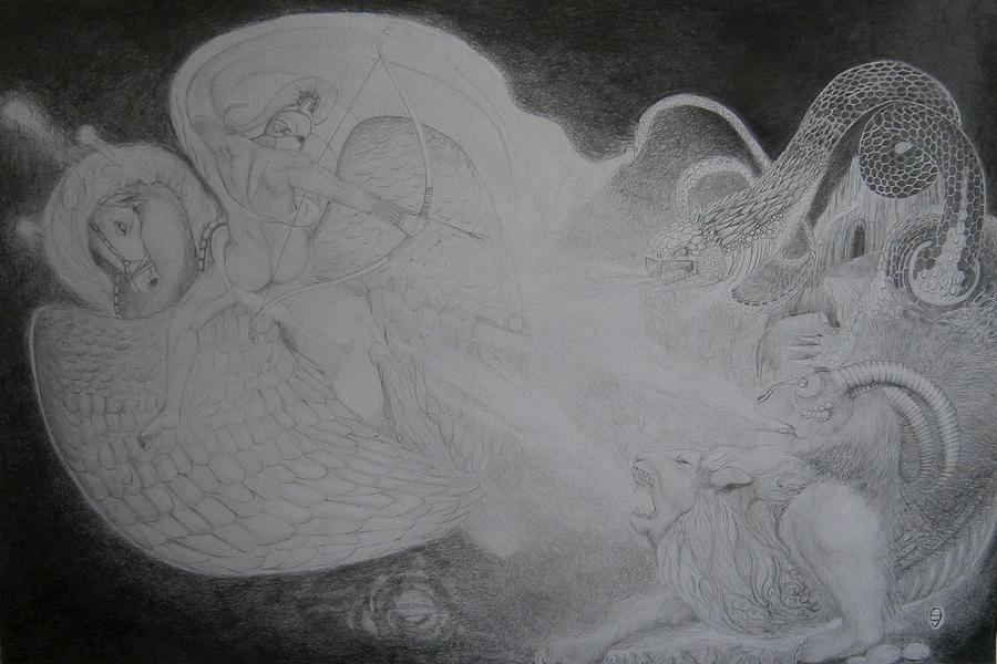 Bellerophon by Balkishan Jhumat