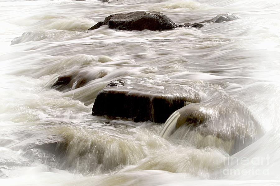 Bells Rapids - Swan River - Perth Western Australia by Carolyn Parker