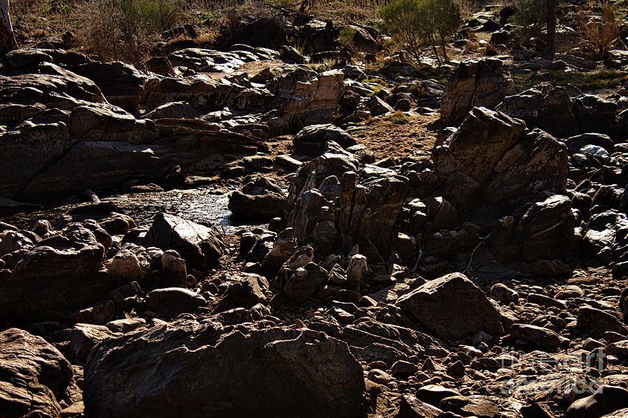 Bells Rapids - Western Australia - Dry - 2 by Carolyn Parker