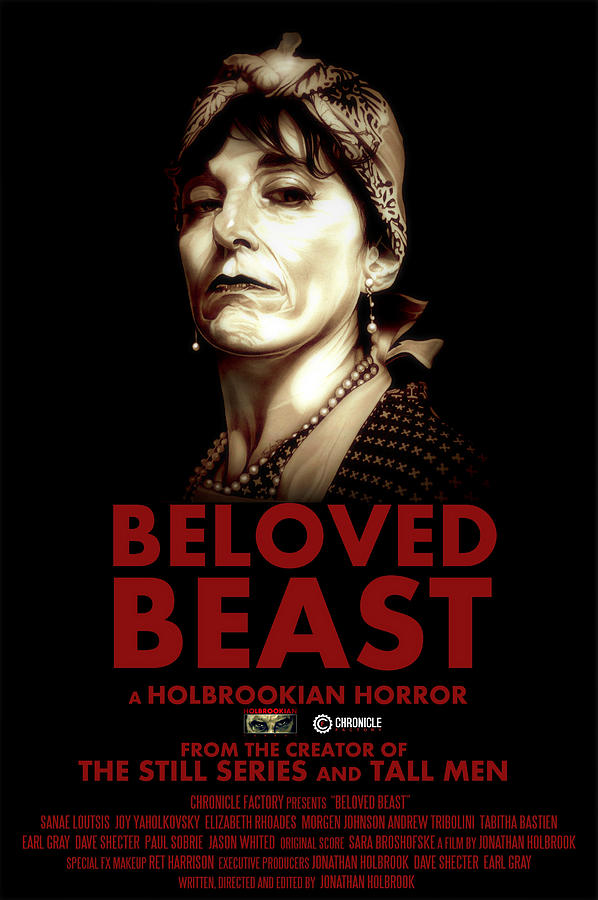 Beloved Beast Iva Treadwell by Fred Larucci
