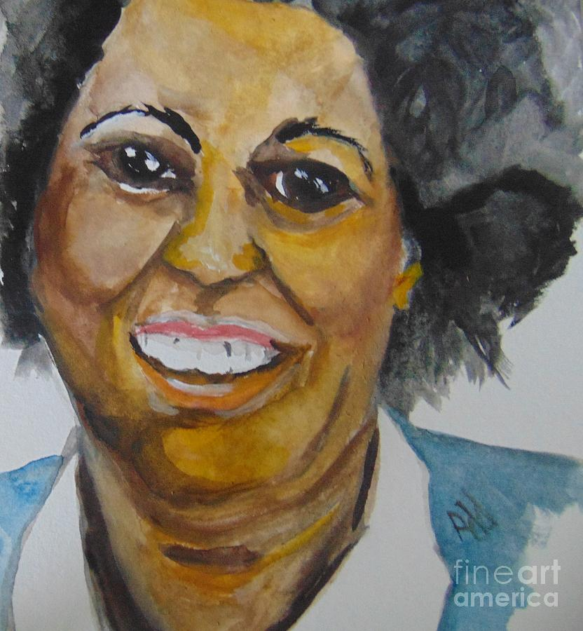 Beloved Queen Toni by Saundra Johnson