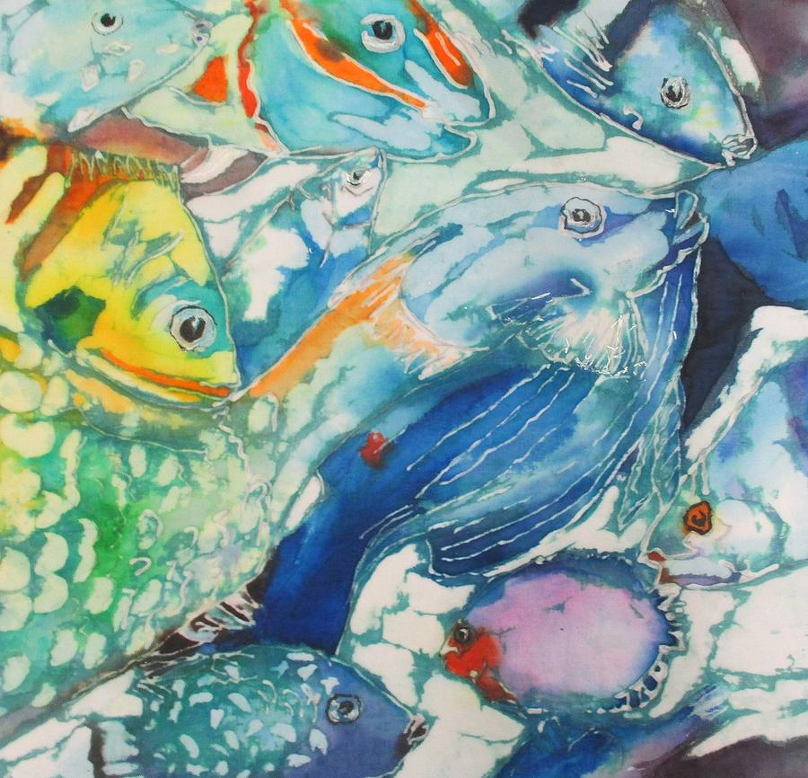 Below the Sea 2 by Jennifer Raby