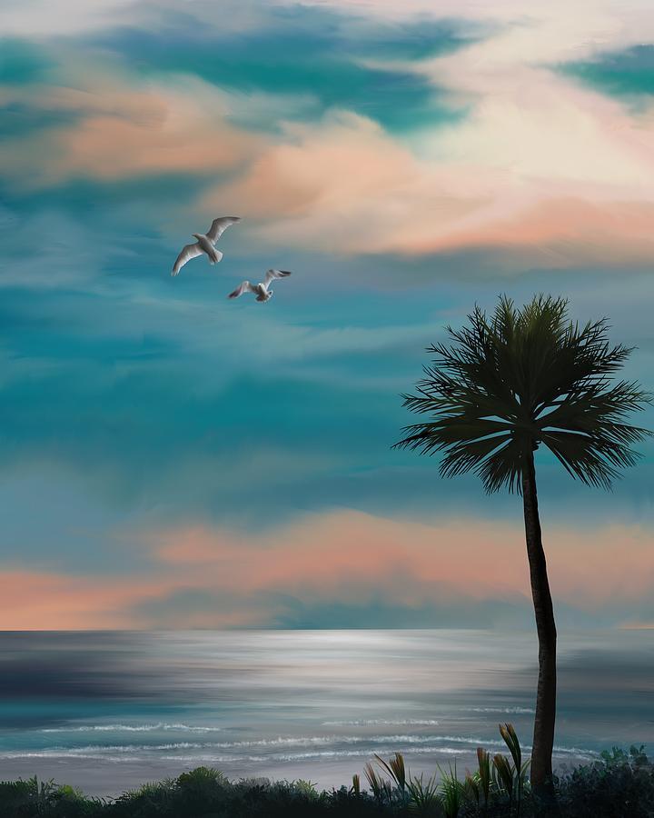 Beneath a Florida Sky by Mark Taylor