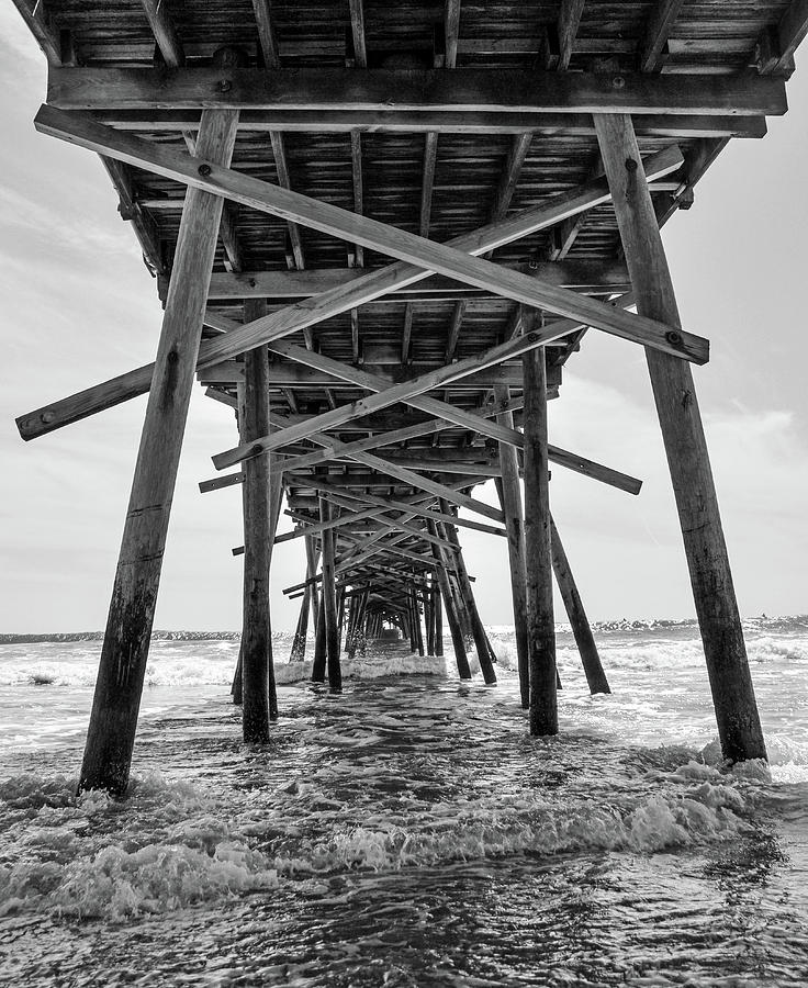 Beneath the Boardwalk by Dave Hilbert
