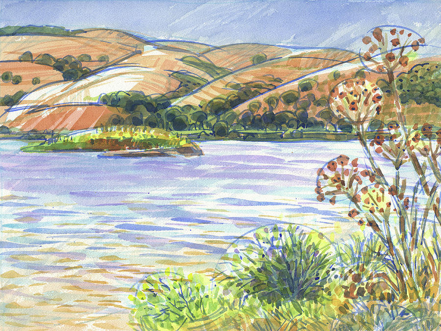 Benicia, Across the Strait by Judith Kunzle
