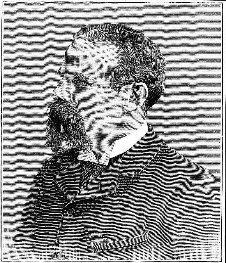 Benjamin Baker 1840-1907, British Civil Drawing by Print Collector